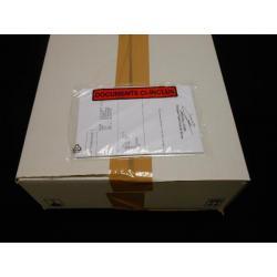 Pochettes DOC CI-INCLUS adhésives 160*115 pour colis (500 unités)