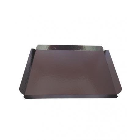 Plateau noir 268 x 175 x 20 mm