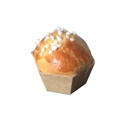 Moule cuisson hexagonal : 50 X 36 mm