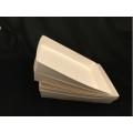 PACK Plateau de présentation et cuisson blanc 160 x 120 x 22 mm